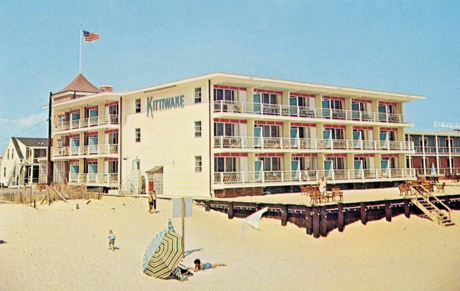 Kittiwake Motel In Ocean City Md Old In 2020 Ocean City Ocean City Md Ocean City Maryland