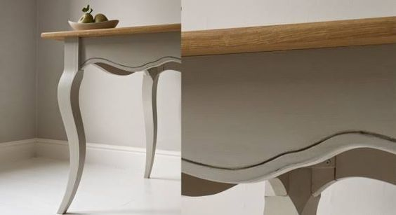 Comment repeindre une table en bois ?