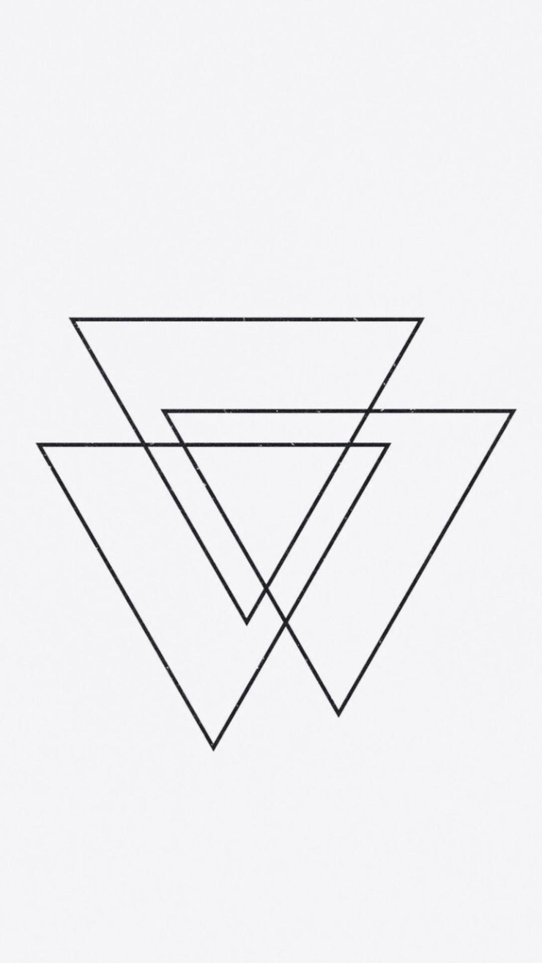 Triangles Ssomebackgroundstumblrcom Cosy Pinterest