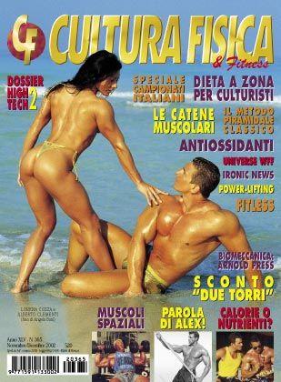 Cf Cultura Fisica - cover