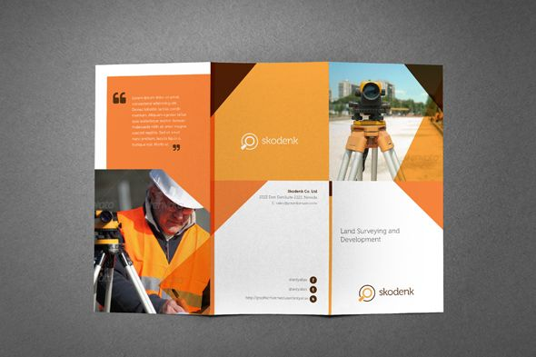 Multipurpose Professional Services Brochure On Behance  Brochures