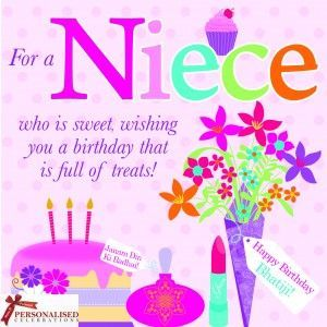 Birthday Wishes Niece Nephew Sayings Poems These Are Examples Of What To