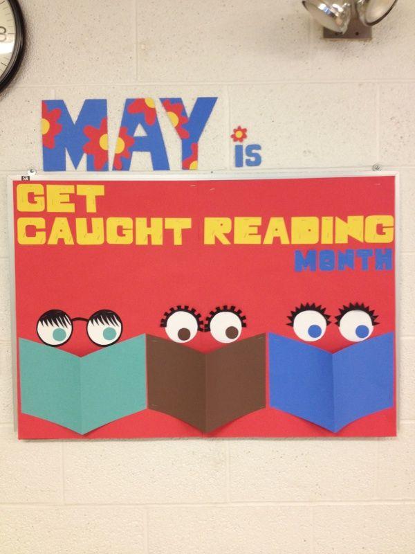 25 Best Bulletin Boards to Celebrate Reading