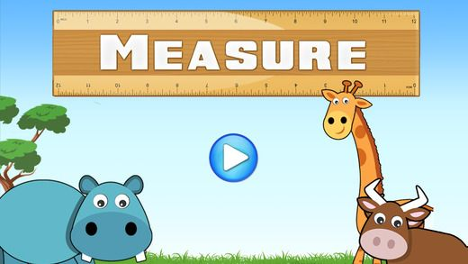Free Measurement app iPhone Screenshot 1 Classroom apps