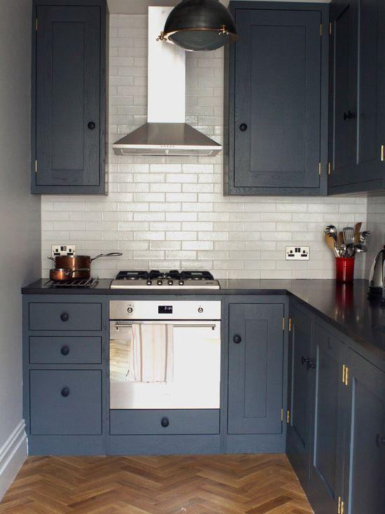 cozinha-planejada-pequena-simples (5) | Arquitetura | Pinterest
