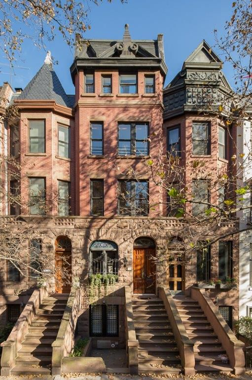 Image Result For Upper West Side Townhouse Residential Real Estate Manhattan Real Estate Townhouse