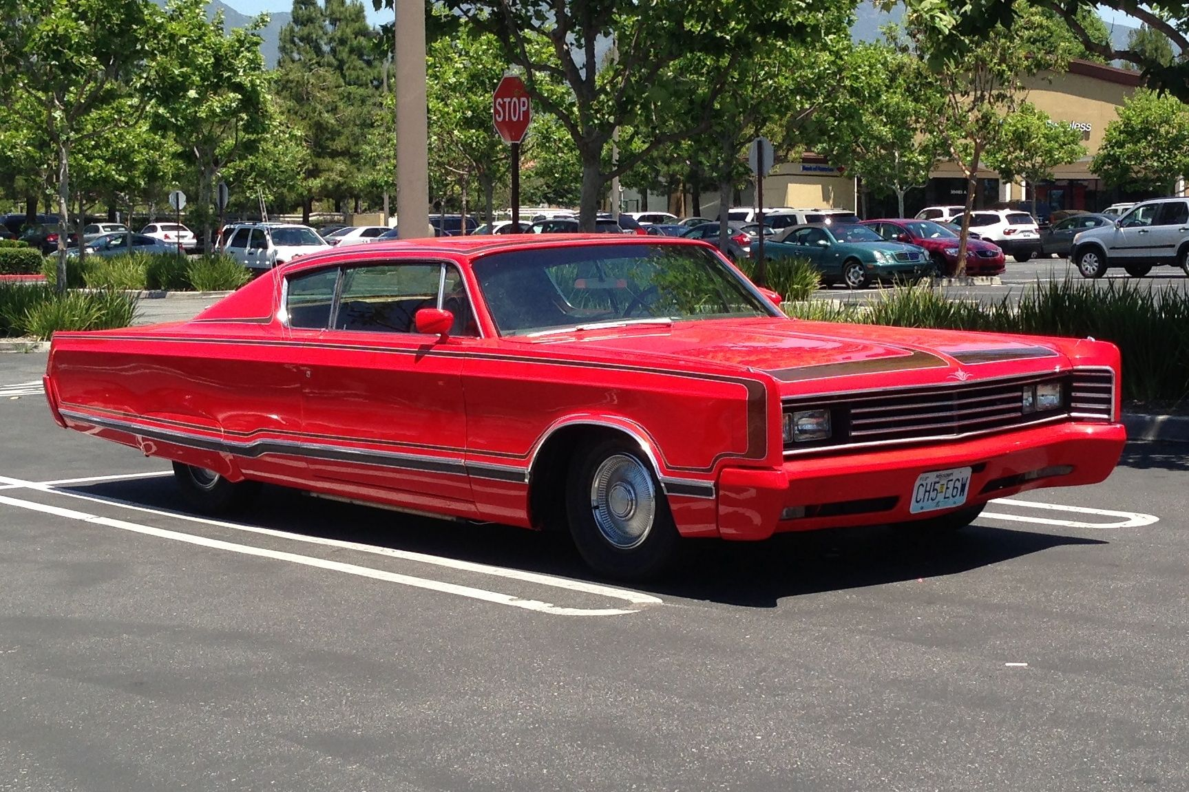 Custom 67 or 68 chrysler 300 spotted in rancho santa margarita custom 67 or 68 chrysler 300 spotted in rancho santa margarita sciox Image collections