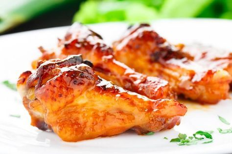Chicken wings with Chesapeake style… There's sweet and heat in these honey Old Bay wings. The famous Chesapeake seasoning brings its own subtle paprika-based spice, but sprinklea little cayenne with the honey and you have a nice little bite, too. If you're an Old Bay fan, these are a definite keeper. Honey Old Bay Wings …