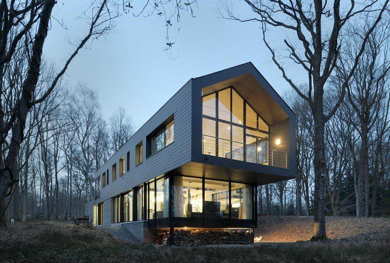 fa_ade-porte-_-faux-de-nuit-Sous-bois-par-Luc-Spits-Architecture ...