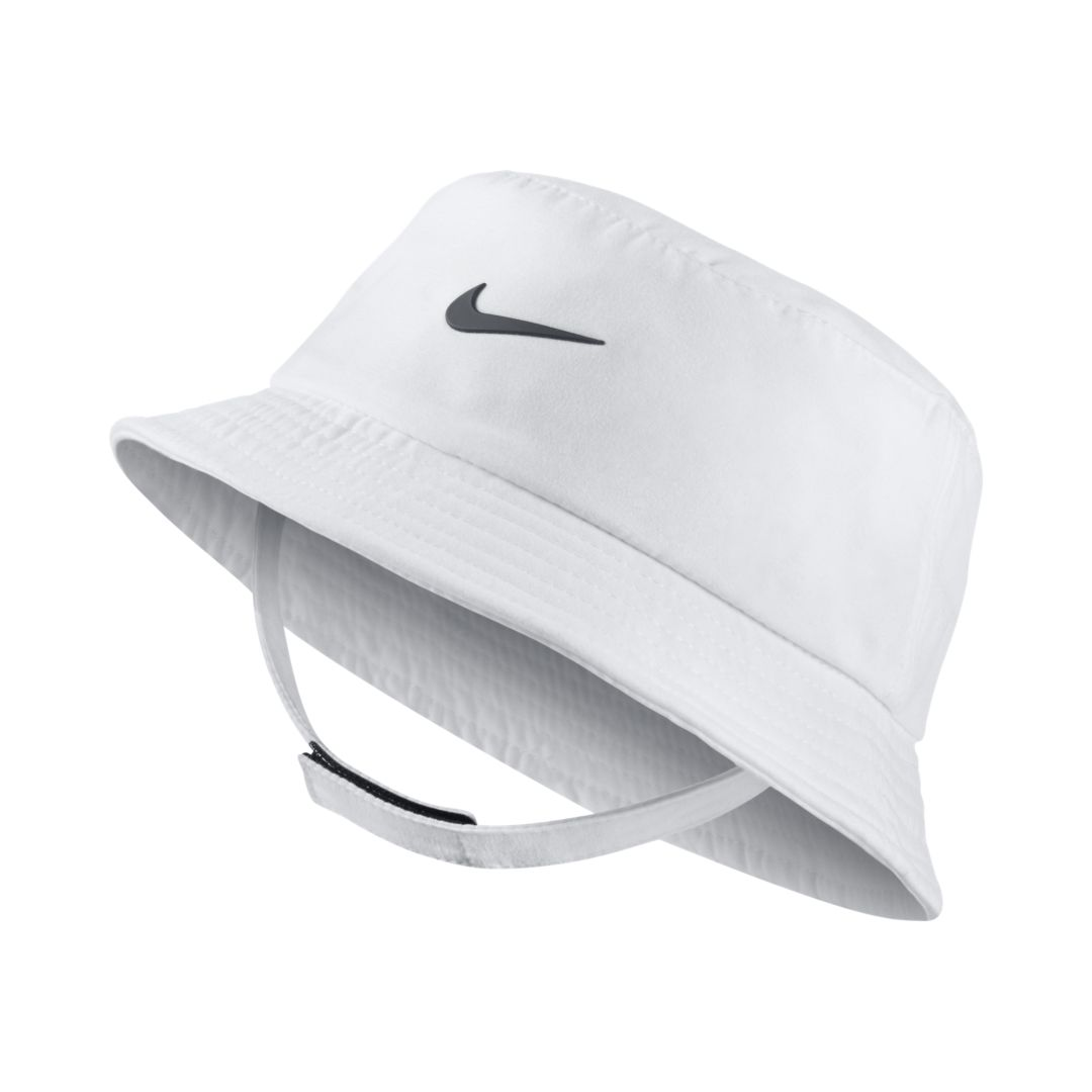 Nike Dri-FIT Infant Bucket Hat Size ONE SIZE (White)  ccd16c63774