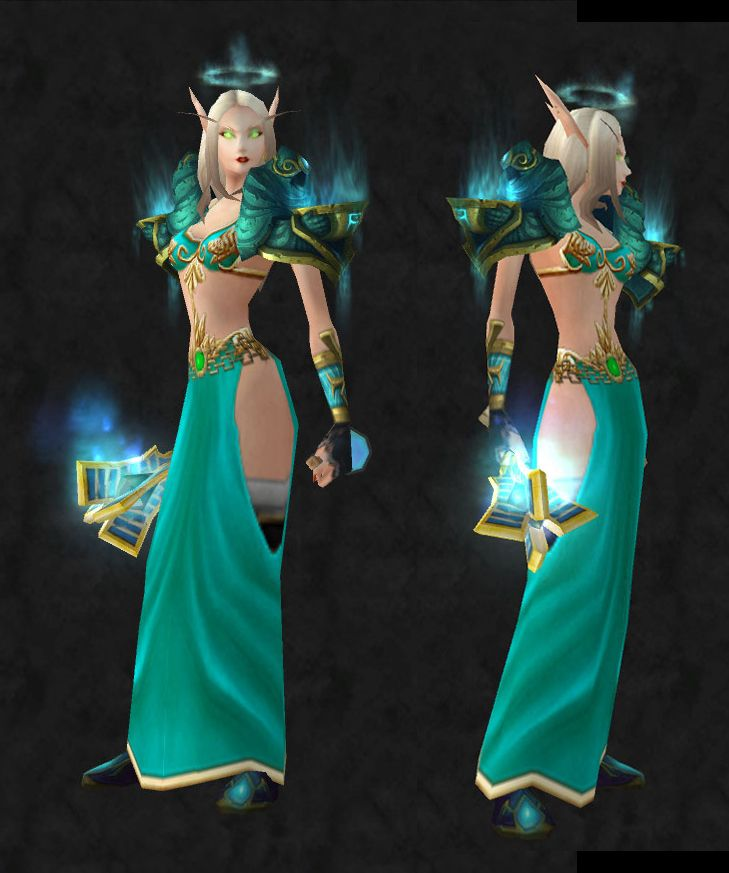 Best Paladin Transmog Female