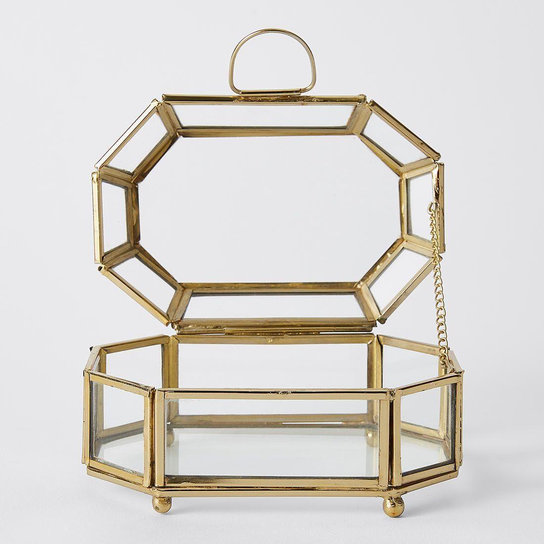Mirrored Jewelry Box Target - Jewelry