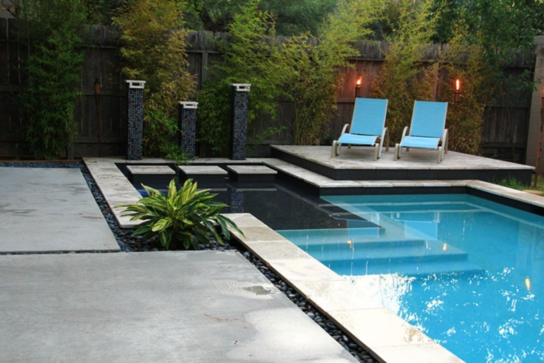 21 Best Swimming Pool Designs Beautiful Cool And Modern Small Pool Design Pool Designs Amazing Swimming Pools