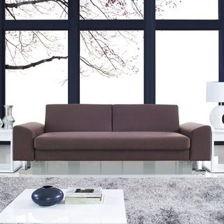 Pleasant Corvus Gibson Sofa Bed With Push Down Back And Stainless Pdpeps Interior Chair Design Pdpepsorg