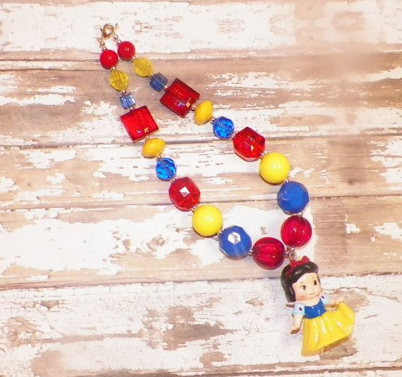 Custom Boutique Disney Princess Snow White by StinkyPinkCreations, $19.00