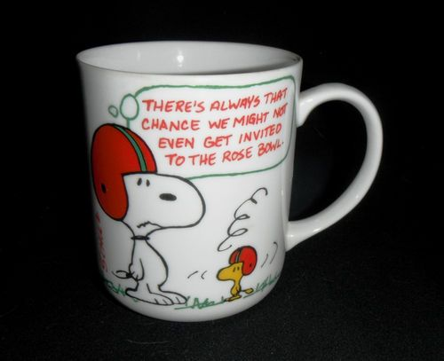 Snoopy & Woodstock Coffee Mug
