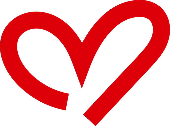 Curved Red Heart Outline Png Image Download Heart Outline Red Heart Heart Outline Png