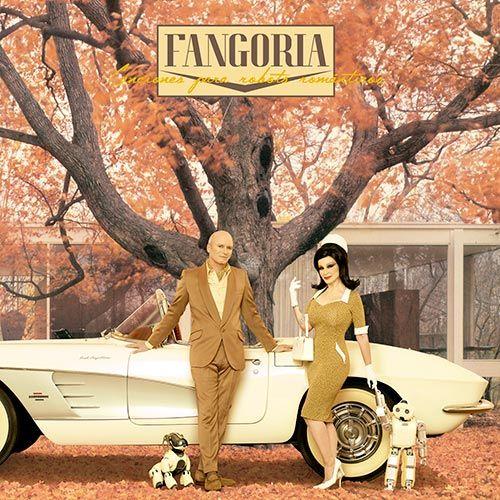 Fangoria Canciones Para Robots Románticos Canciones Musica Portadas De Discos