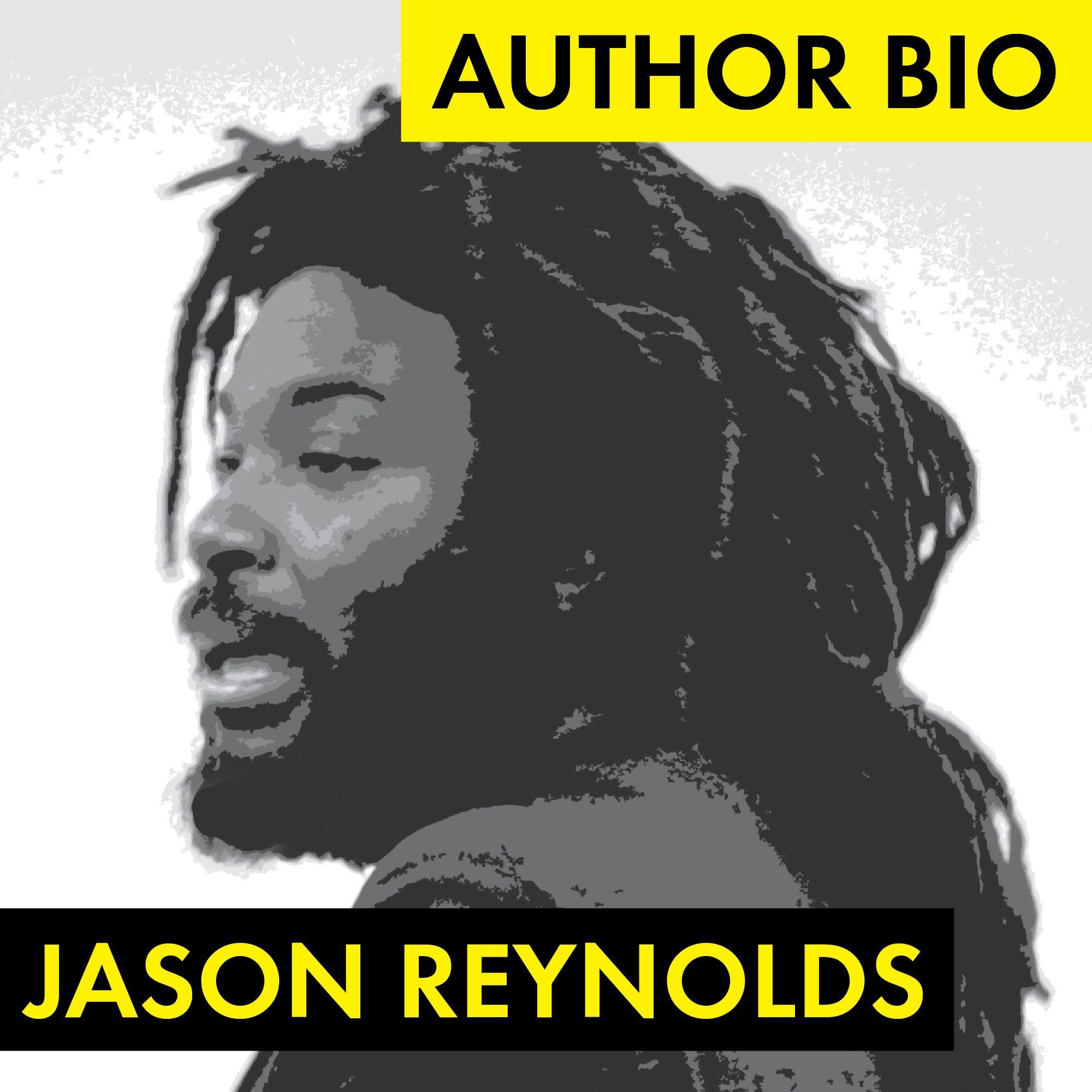 Jason Reynolds Author Study Worksheet Author Bio Easy