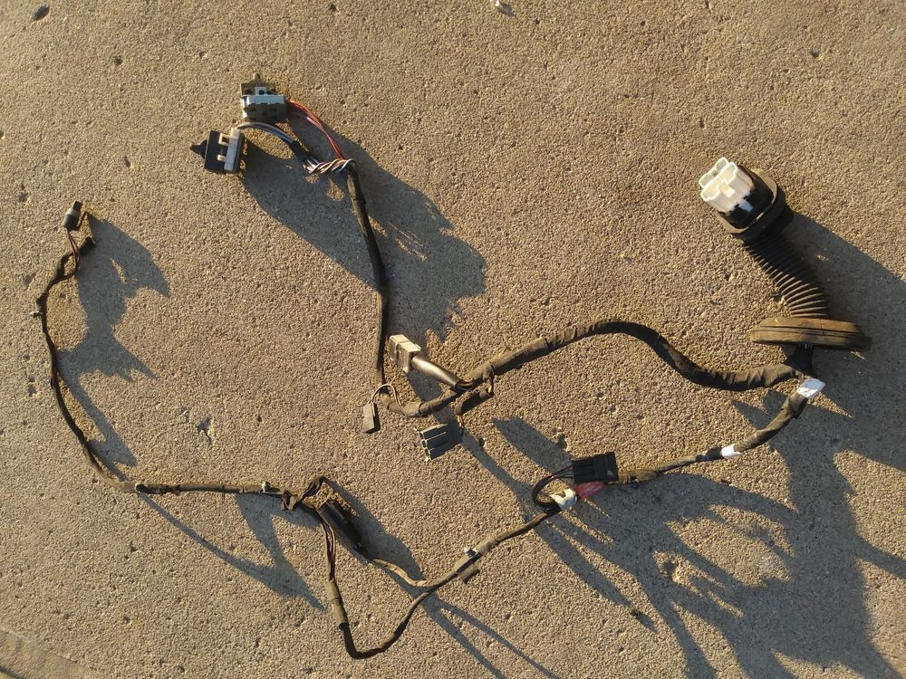 1994 1997 Dodge Ram Driver Power Window Door Wire Harness Loom Wires Master Part Dodge Ram Used Car Parts Dodge