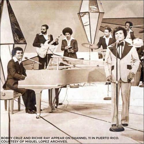 Richie Ray y Bobby Cruz. | Salsa music, Latin music, Boogaloo