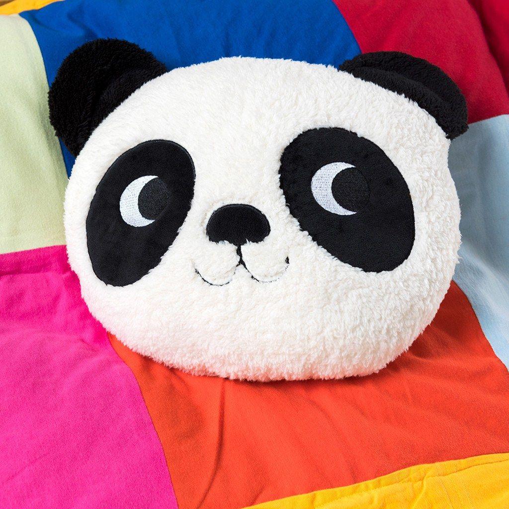 Miko the Panda cushion