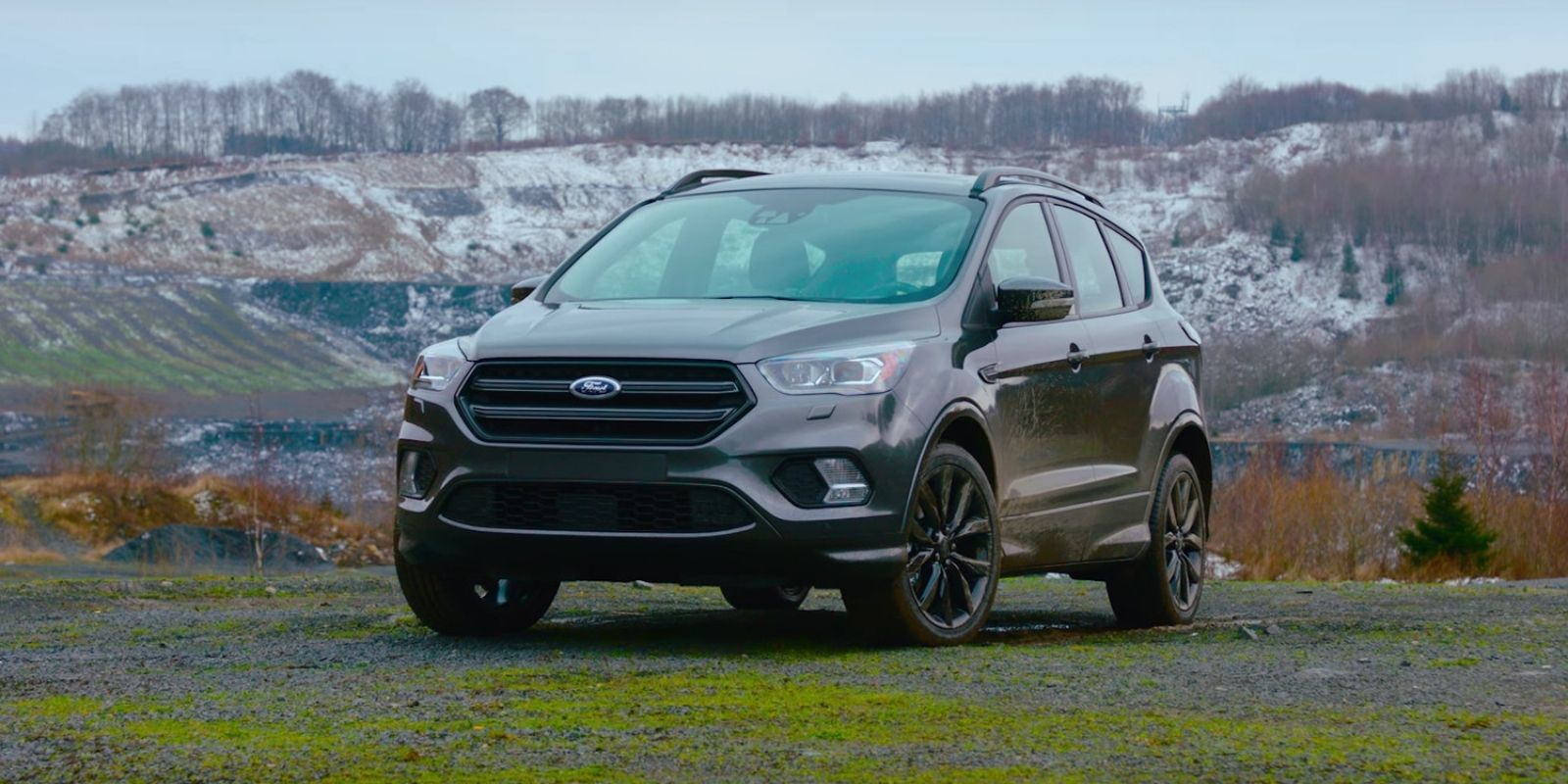 Ford Kuga 2017 Picture Wallpaper