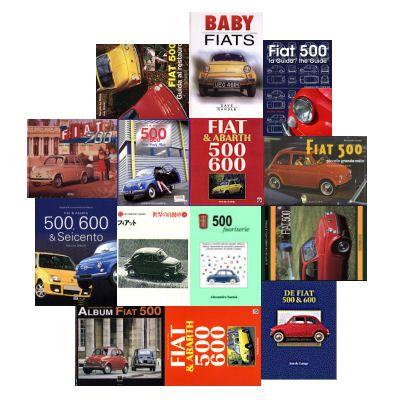 5ooblog | FIAT 5oo books