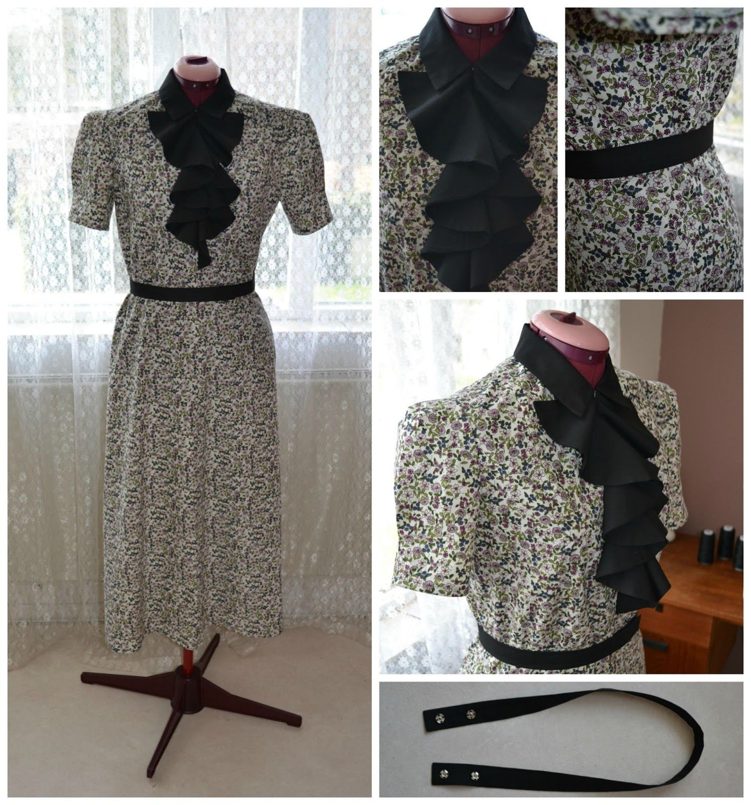 Finished: Vogue 8767 ~ Sewing ♥ Vintage ♥ Knitting