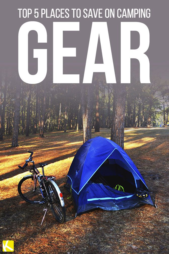 Photo of Top 5 Places to Save on Camping Gear