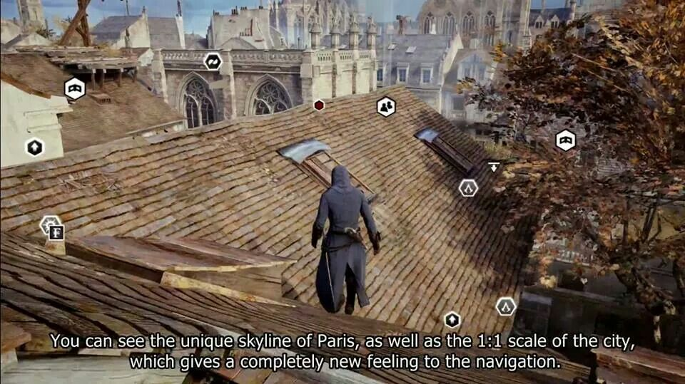 Assassins Creed Unity Gameplay Screenshot Assassins Creed Unity