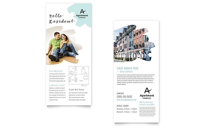 50 Rack Card Templates Indesign Rack Card Templates Rack Cards Design Newsletter Design Templates
