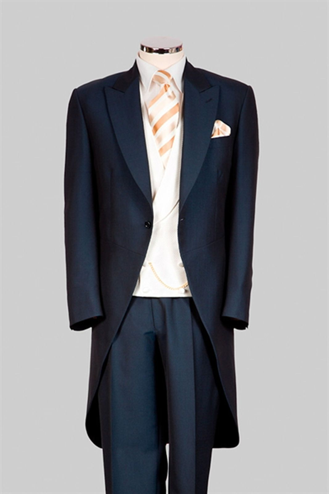 Pure style with a hint of colour from simon james the groomus