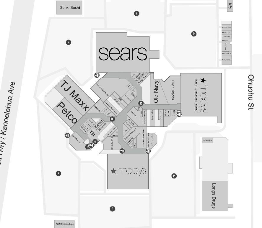Prince Kuhio Plaza Shopping Plan Prince Kuhio Prince Black