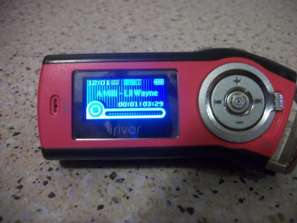 IRIVER T10 MP3 PLAYER DRIVER FOR MAC