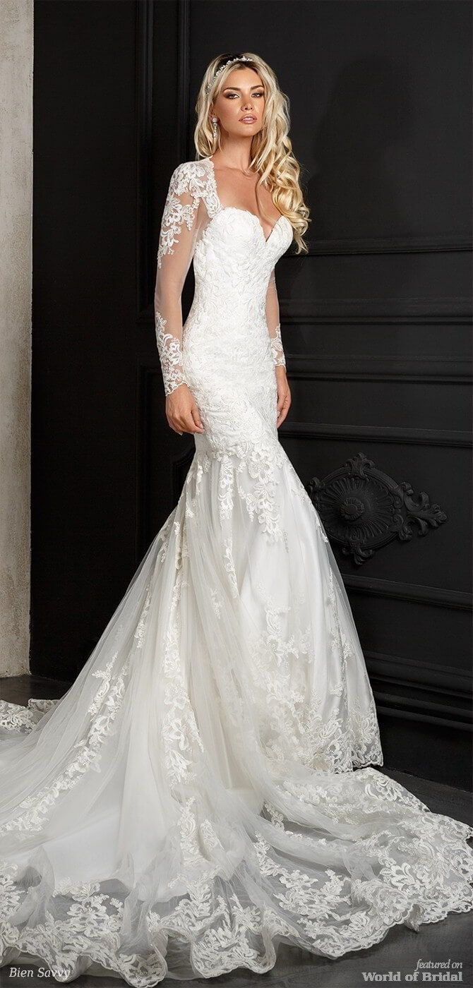 Bien savvy wedding dresses we are one collection wedding