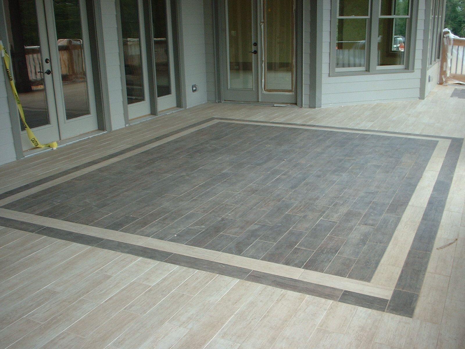 Car porch floor tiles design malaysia the ground beneath her feet gray porcelain tile patio modern pavers pinterest porcelain tile porcelain and patios dailygadgetfo Gallery