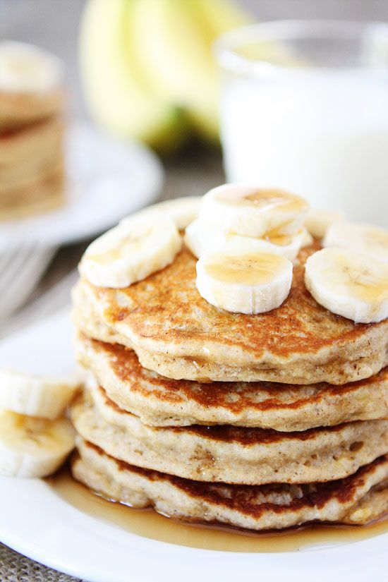 Banana pancakes recipe pancakes bananas and brown banana pancakes recipe on twopeasandtheirpod got brown bananas make banana pancakes these ccuart Image collections