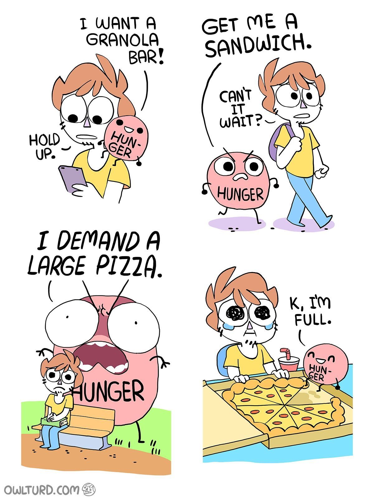 Eating Lunch Alone Meme