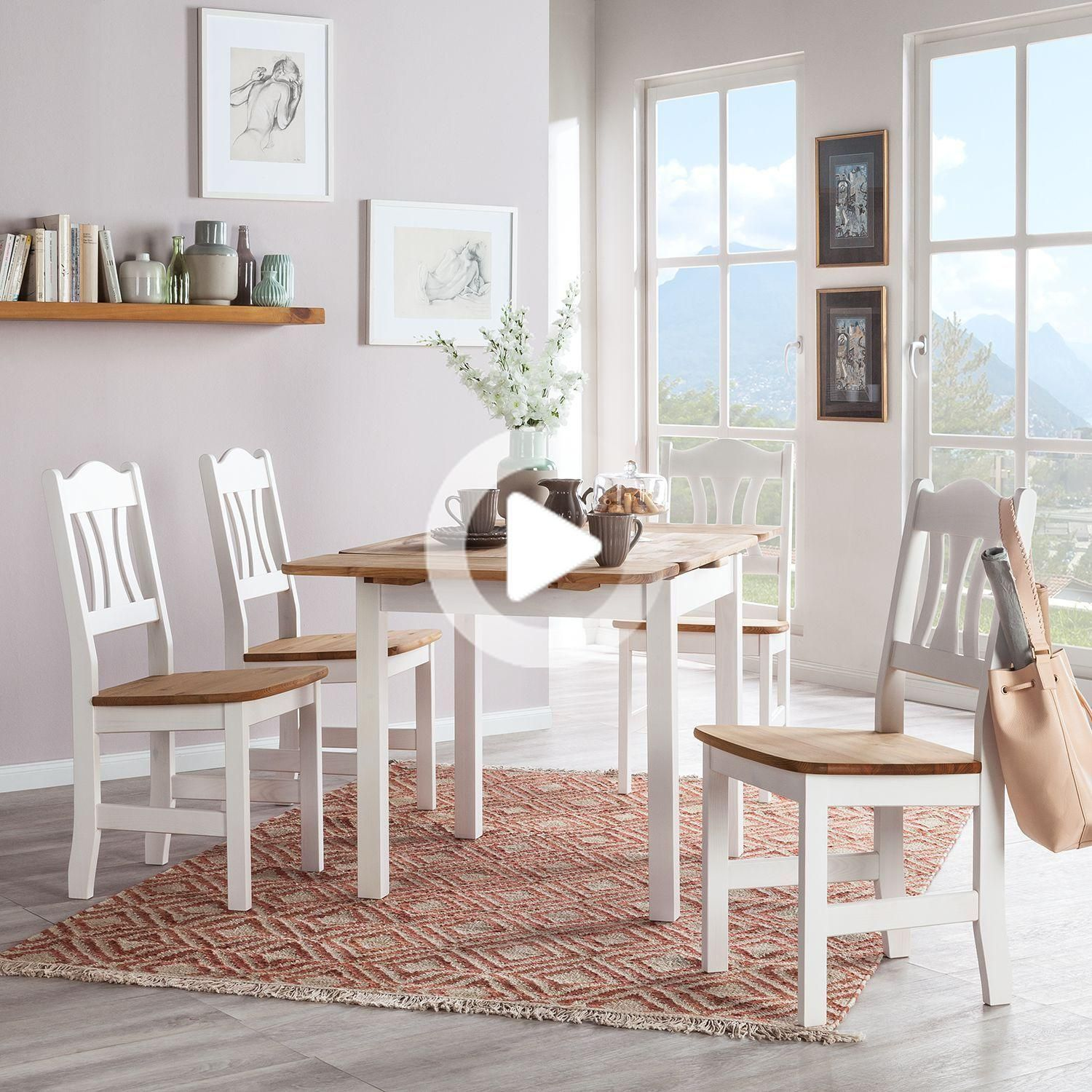 Bastide dining table 9 parts   Dining table, Dining chairs, Home ...
