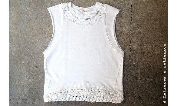 #sweat #blanc #white #DaydreamNation