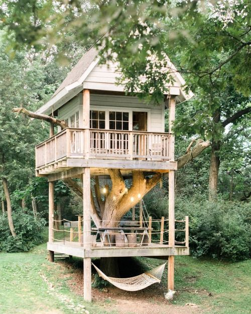 Simple Tree Houses pretty little thoughts | kids | pinterest | thoughts and tree houses