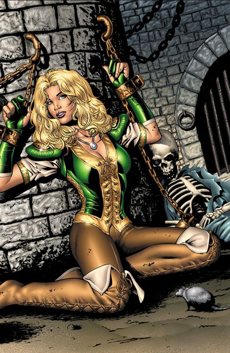 Arwyn (Sojourn) | Comics girls, Female robin, Warrior woman