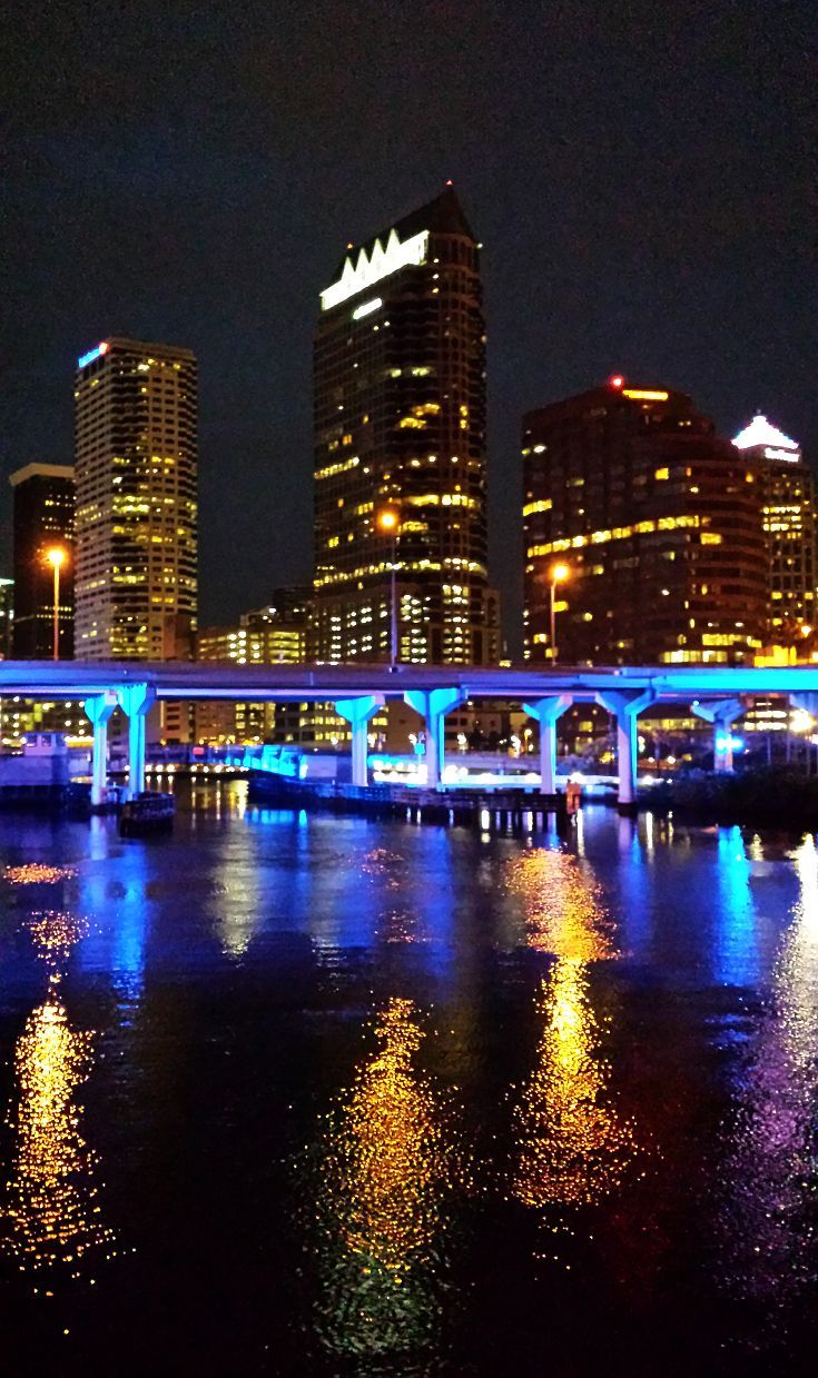 Get A Downtown Hotel In  Tampa And Explore Via