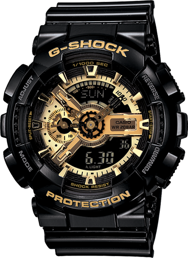 bf731329620a G-Shock (GA110GB-1A).