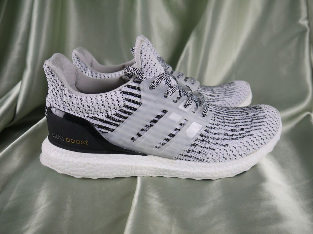 f6f78ca8f (eBay link) Adidas Ultra Boost 3.0 Black White Oreo Zebra Size 8.5 Running  Shoes S80636  fashion  clothing  shoes  accessories  mensshoes   athleticshoes