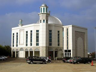 MASJID AROUND THE WORLD: MASJID IN LONDON U.K
