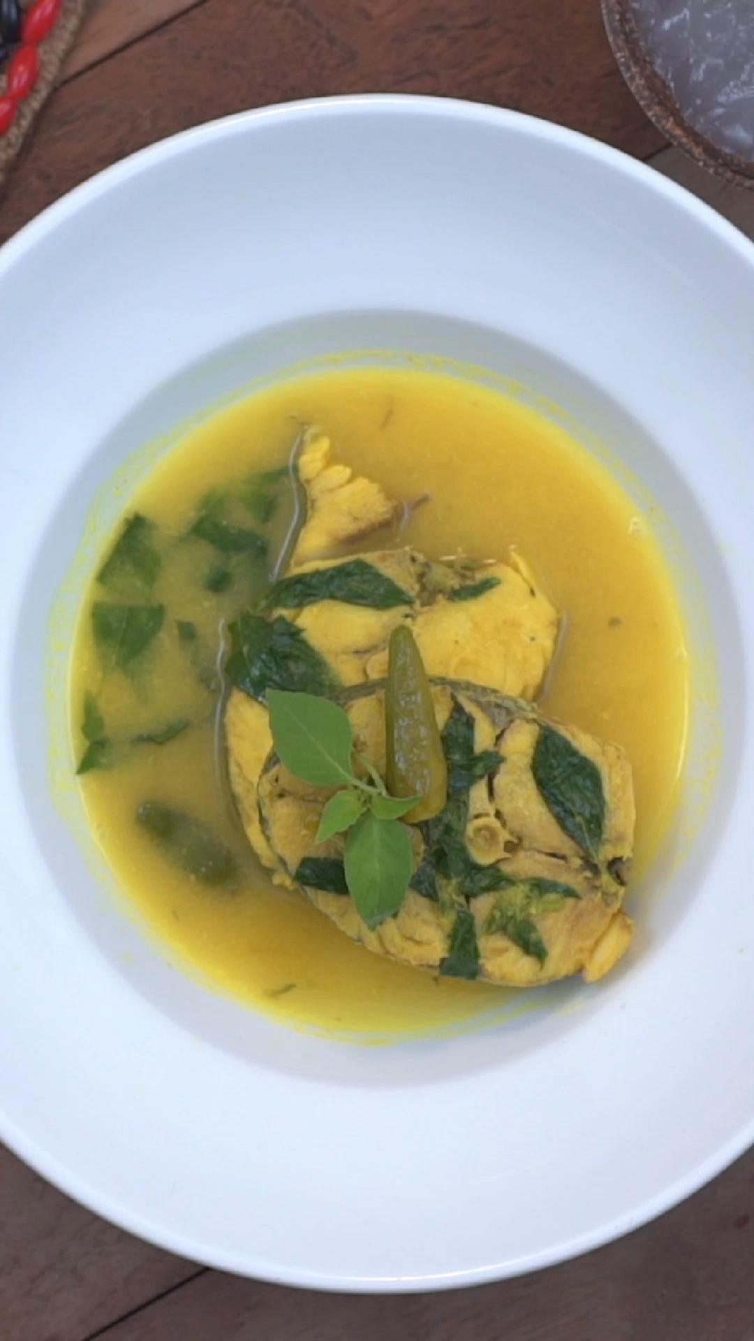 Video Video Ikan Kuah Kuning Khas Papua Resep Resep Ide Makanan Masakan Simpel Resep Makanan