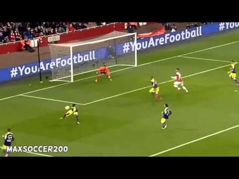 Arsenal Vs Swansea City 2 All Goals Highlights 25 03