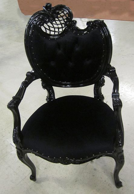 Chair for vanity area